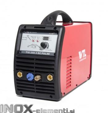 WTL TIG 250 DC PULS varilni inverter