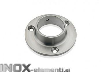 INOX Osnovna plošča z utorom 42.4 / satinarana