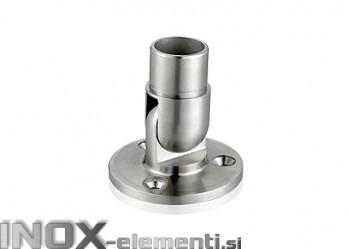 INOX Osnovna plošča nastavljiva 42.4