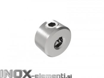 INOX SPONKA 3-6mm / satiniran AISI316