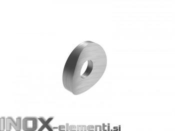 INOX PODLOŽKA 6,5mm / satiniran AISI316