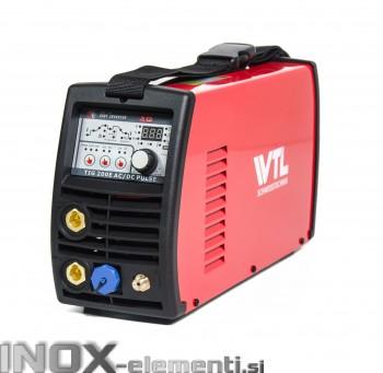 WTL TIG 200 E AC/DC PULSE varilni inverter