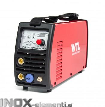 WTL TIG 200 DC PULSE PFC varilni inverter