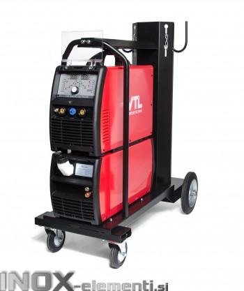 WTL TIG 320 AC/DC PULS varilni inverter z hladilnikom in vozičkom