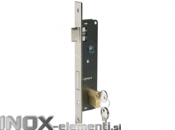 Inox ključavnica 40X40 AISI304