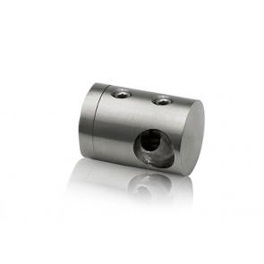 INOX Prečni nosilec 16 / satiniran za ravno montažo