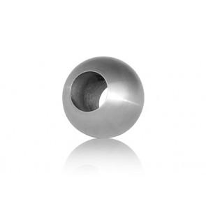 INOX Prehodna krogla 12x20 / satinirana AISI304