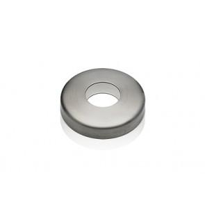 """INOX Pokrov plošče """"rozeta"""" 42.4x85x22 / satinirano"""